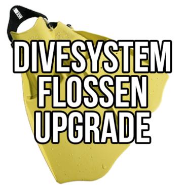 DiveSystem Flossen Upgrade