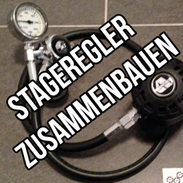 Workshop – Stageregler zusammenbauen