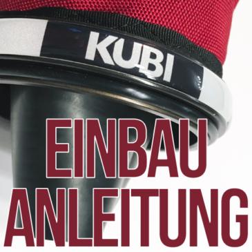 Das KUBI Ringsystem für Trockentauchhandschuhe