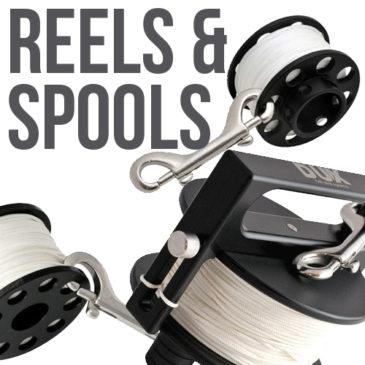 Reels & Spools im technischen Tauchen